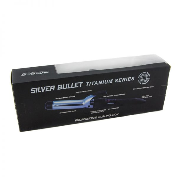 Silver Bullet Titanium Series Curling Iron