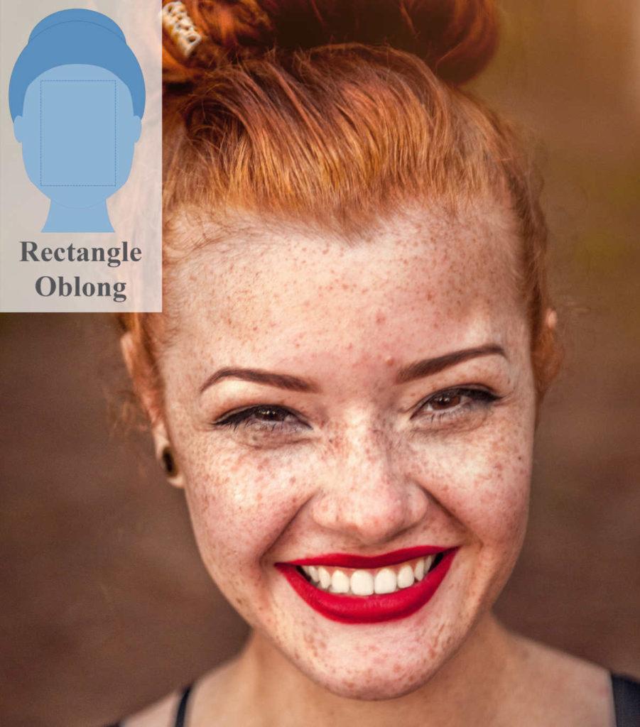 Rectangle Face