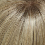 24B613S12 -Medium Natural Ash Blonde/Pale Natural Gold Blonde Blend