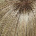 24B613S12 -Medium Natural Ash Blonde/Pale Natural Gold Blonde Blend