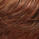 27MBF-Dark Red-Golden Blonde/Medium Red Nape