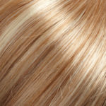 27RH613 -Medium Red-Golden Blonde/Pale Natural Golden Blonde Highlights
