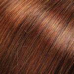 33RH29-Medium Natural Red/Light Red-Golden Blonde Highlights
