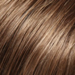 8RH14-Medium Brown/Light Natural Ash Blonde Highlights