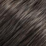 44 -Pure White/Dark Natural Brown
