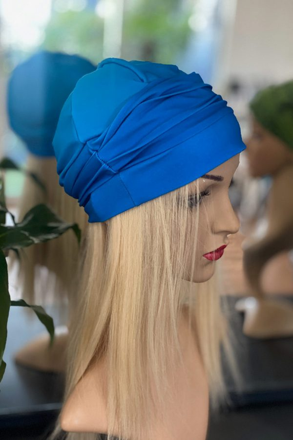 Blue Electric Cap