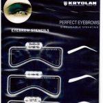 Kryolan Eyebrow Stencil 1