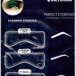 Kryolan Eyebrow Stencil 2