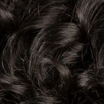 Black EW Curly